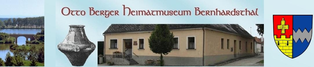 Otto Berger Heimatmuseum Bernhardsthal